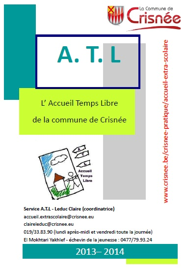 Brochure  accueil extrascolaire
