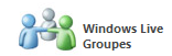 Windows Live Groupes